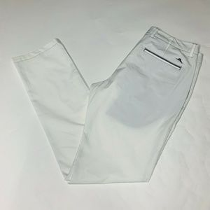 Tommy Bahama Mens Pants Size 32 Chip And Run White